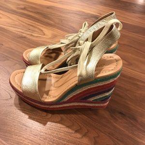 NWOT Kate Spade New York Espadrilles Size 9.5